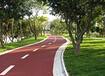 優質彩色瀝青路面