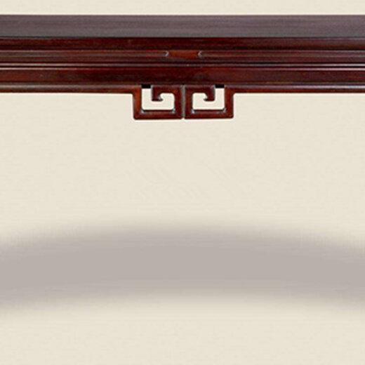 红木条桌拍卖成交过的公司