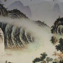 张志汤瓷板画鉴定及拍卖价格图片