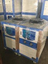 山西工业冷水机保养图片