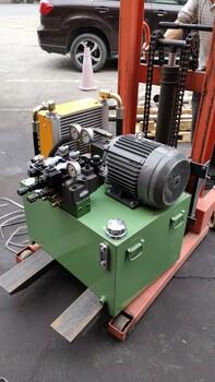 厂家注塑机抽芯液压站非标液压站
