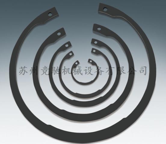 供应B型孔用挡圈DIN472方头B型内卡簧