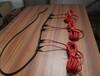 億暖暖通設備發熱電纜,太原硅膠碳纖維發熱電纜批發