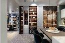 轻奢现代极简橱柜衣柜定制家具展厅设计规划图片