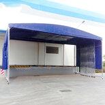 武汉市定制伸缩式雨棚安装图片0