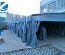 随州市钢结构大排档雨棚厂家直销图片