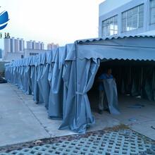 随州市生产推拉雨棚批发代理图片