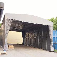 武汉中恒达定制电动雨棚全自动推拉雨棚安装价格实惠图片