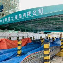 新乡优质定制雨棚生产厂家图片