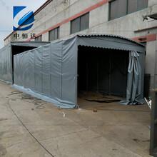 生产伸缩式雨棚批发代理图片