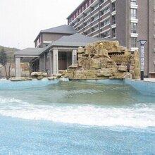 泳洁水处理人工海啸池设计安装设备供应