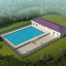 水处理拼装泳池YJ-PZ