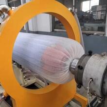 EPE珍珠棉发泡布挤出机自动调节厚度汇欣达国家专利图片