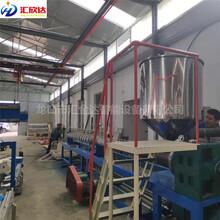 珍珠棉发泡机汇欣达EPE珍珠棉生产设备图片