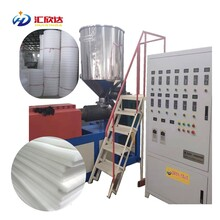EPE發泡布復膜機發泡倍率海南香蕉防寒袋設備圖片