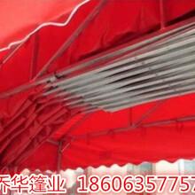 河南漯河推拉式雨蓬厂家直销推拉式移动雨蓬可定做图片