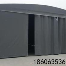 陕西延安市户外遮阳棚雨棚折叠推拉棚推拉棚供应推拉雨棚哪家好图片