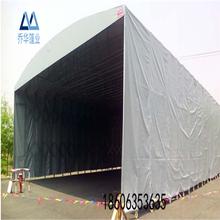 北京门头沟区室外防雨移动棚可移动式遮阳棚移动推拉雨棚定制推拉棚哪有卖的
