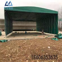 北京房山区伸缩雨篷活动式遮阳棚可移动的雨棚什么价格