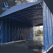 北京平谷区大排档推拉雨棚推拉遮雨篷购买推拉棚推拉篷厂家直销