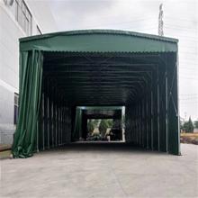 河南安阳市活动式雨棚防雨棚安装推拉折叠棚厂家推拉蓬多少钱图片