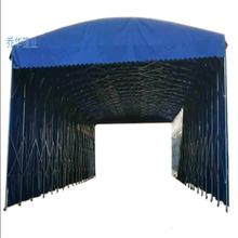 淮南折叠遮阳棚伸缩自动雨篷户外推拉篷移动推拉篷哪家好图片