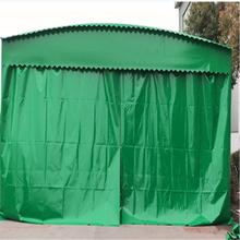马鞍山大型露天电动伸缩雨棚移动雨棚活动式雨棚遮阳棚多少钱图片