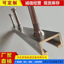 預埋槽道鋼槽式預埋件各種型號黑材批發
