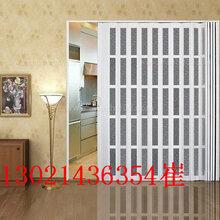 pvc折叠门多少钱一平米,塑料折叠门价格折叠门普通折叠门图片