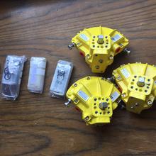 氣動流量閥B300進口肯納特氣缸124-100肯吶特DP3定位器西門子定位器圖片