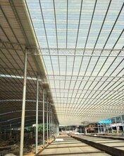 河南frp采光板玻璃钢透明瓦_840型厂房采光板_创霖建材图片