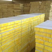 承德保温玻璃棉复合板厂家图片
