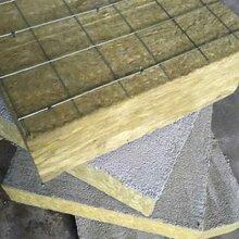 盐城外墙保温�M�A成功了钢丝网岩棉板厂家直销图片