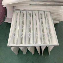 连云港过滤器厂家空调用过滤器中效无纺布过滤袋图片
