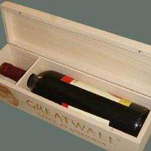 青岛红酒木盒厂家直销