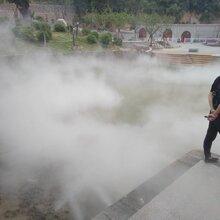 杭州园林景观造雾厂家图片