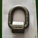 倍力特D型環,雙耳焊接吊耳安裝