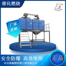 co催化燃烧设备-co有机废气处理装置-喷漆房废气处理设备-锐驰朗环保