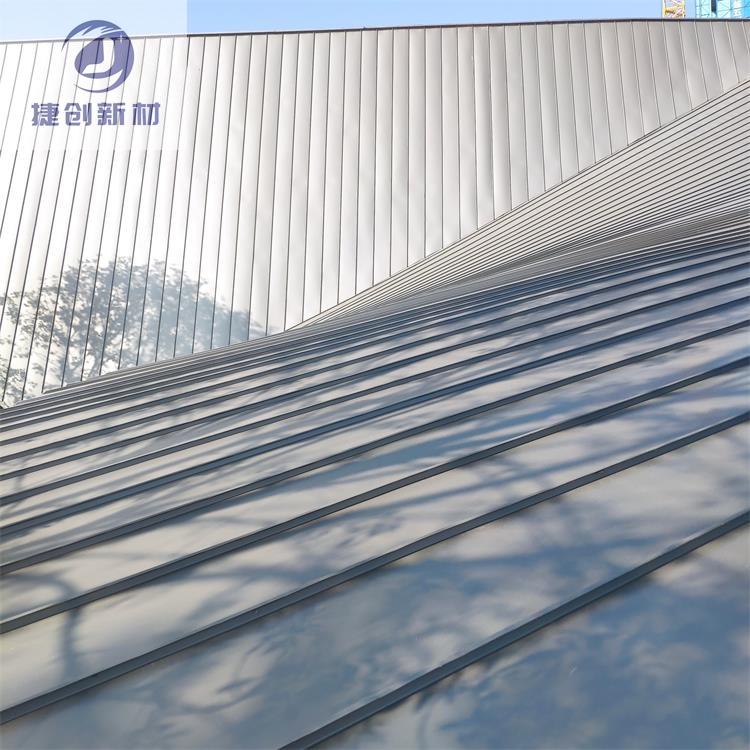 吉林65-430型鋁鎂錳合金屋面板熱推工廠