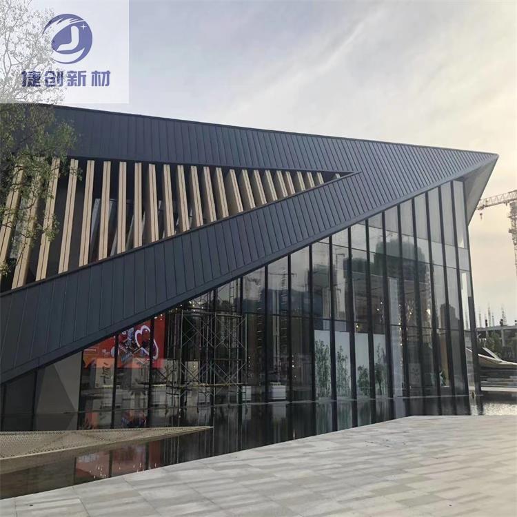 池州65-500型铝镁锰板屋面做法图集厂家