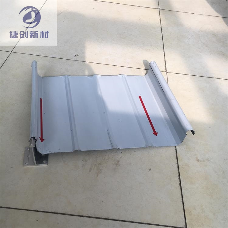 松原25-400型鋁鎂錳屋面板做法實體工廠