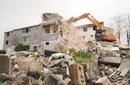 房屋拆除工程圖片