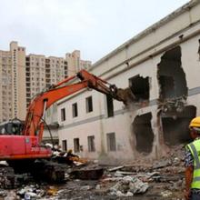 深圳建筑物拆除公司圖片