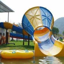 承德大喇叭滑梯设备价格现货供应水上游乐设备图片