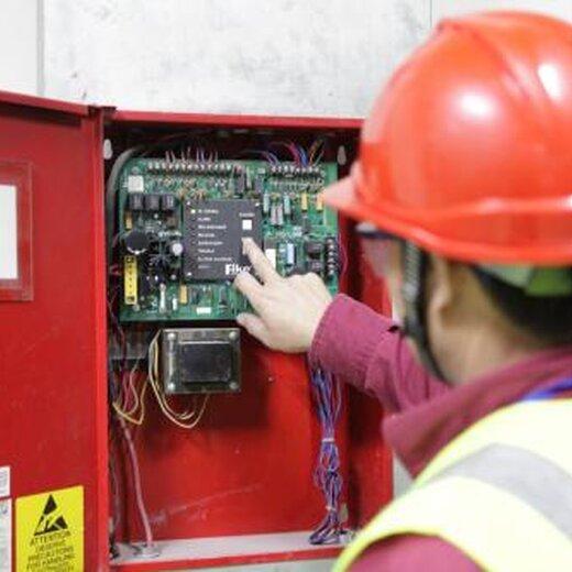 越秀承接聯捷消防系統維護保養團隊