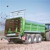 廠家供應12噸拖拉機后置撒肥料機有機肥拋撒車
