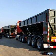 智能输送带卸货车图片