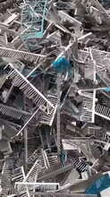 中山港铝型材回收站废旧物资回收回收公司图片