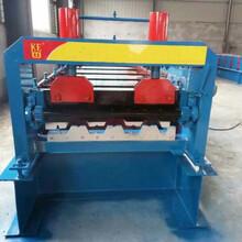 彩鋼瓦設備A滄州彩鋼瓦設備A彩鋼瓦設備閣樓承重板壓型機器圖片
