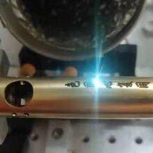 镜面金属激光打标机,二维码激光刻字机技术指导维修
